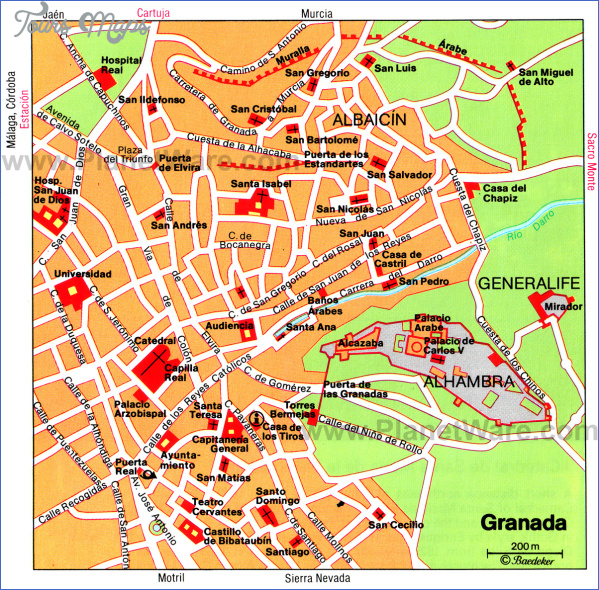 madrid spain map tourist attractions 14 Madrid Spain Map Tourist Attractions