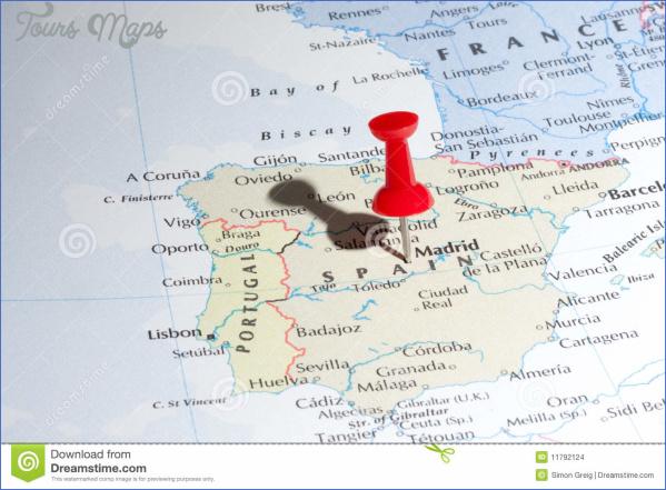 madrid spain map 11 Madrid Spain Map