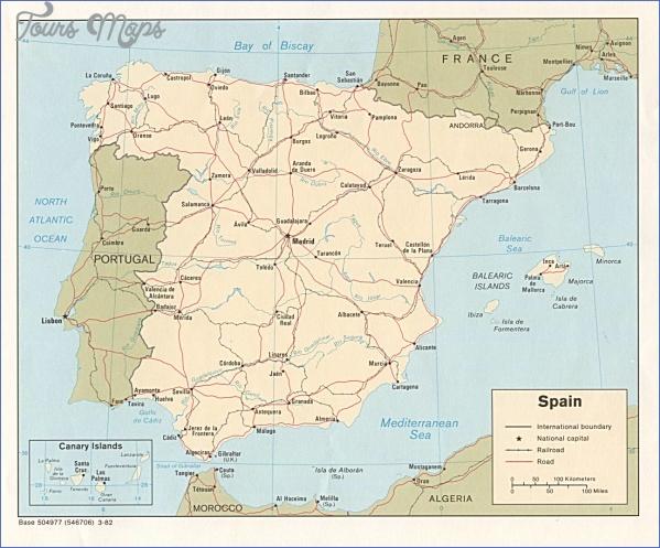 madrid spain map 6 Madrid Spain Map
