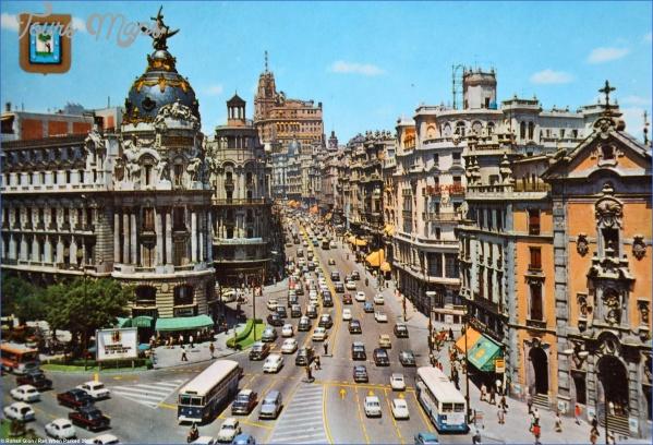 madrid spain 1 Madrid Spain