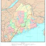 maine usa map geographical  12 150x150 Maine USA Map Geographical
