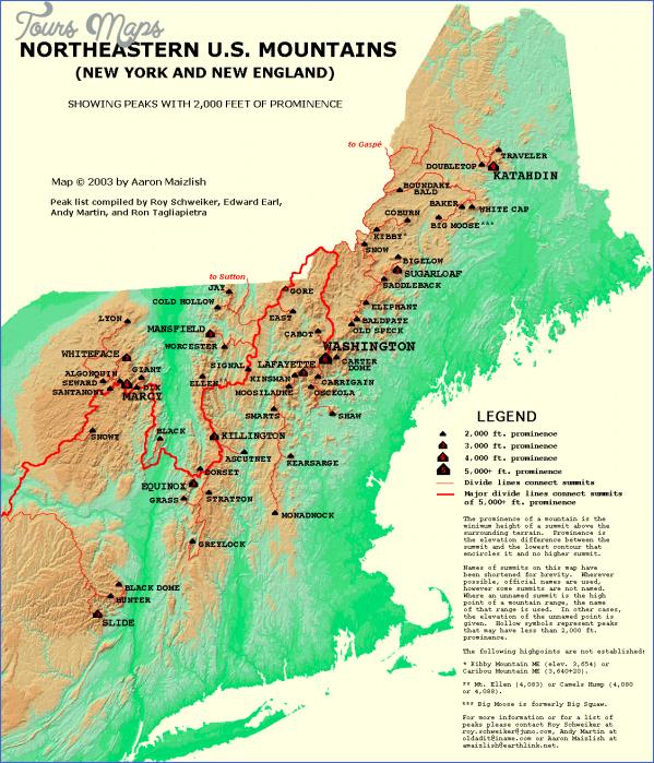 maine usa map google  6 Maine USA Map Google