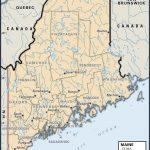 maine usa map google  7 150x150 Maine USA Map Google