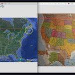 maine usa map google earth  3 150x150 Maine USA Map Google Earth