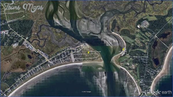 maine usa map google earth  4 Maine USA Map Google Earth