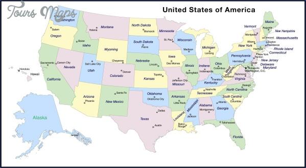 maine usa map main cities  12 Maine USA Map Main Cities