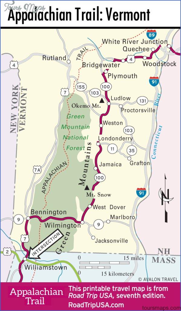 maine usa map road  0 Maine USA Map Road