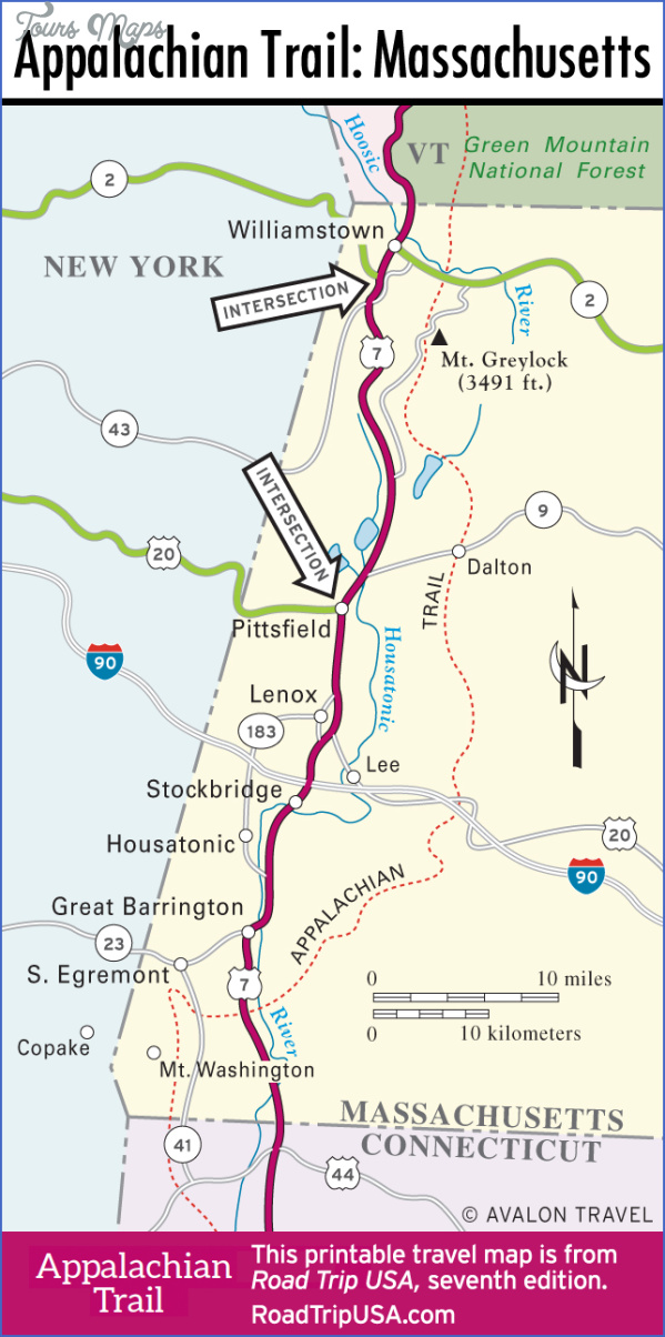 maine usa map road  15 Maine USA Map Road