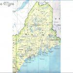 maine usa map road  7 150x150 Maine USA Map Road