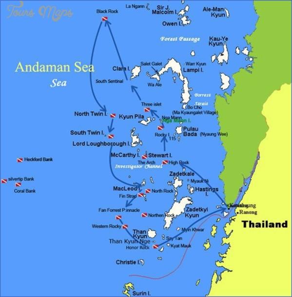 map burma 6 Map Burma