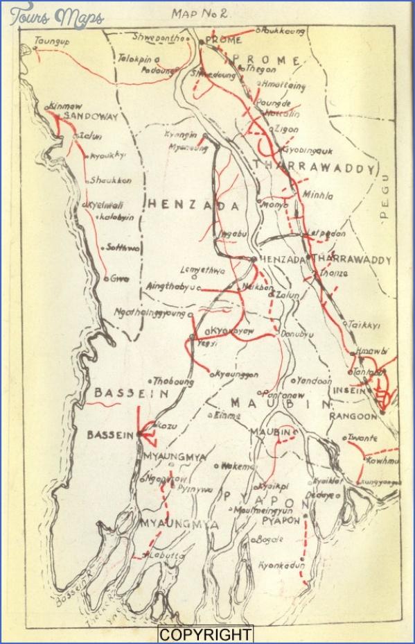 map burma 7 Map Burma