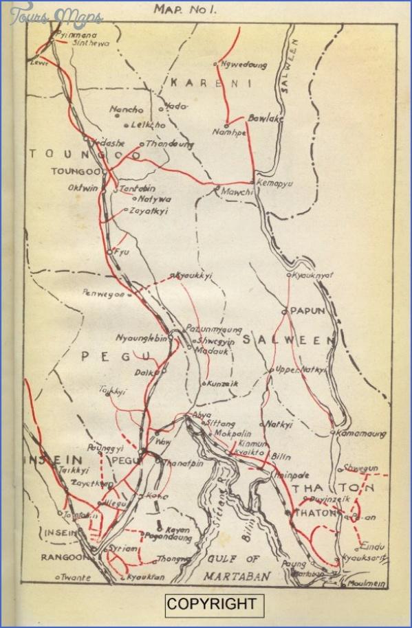 map burma 9 Map Burma