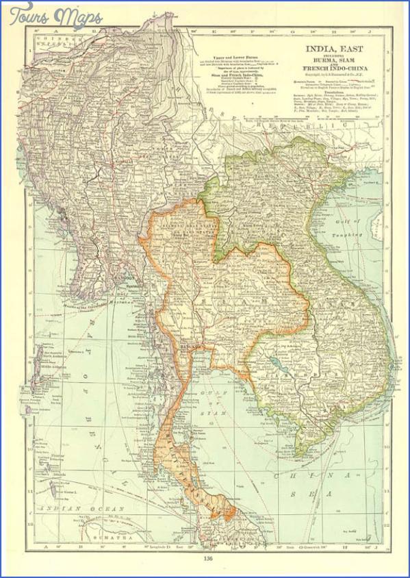 map of burma and india 6 Map Of Burma And India