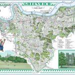 map of north greenwich 11 150x150 Map Of North Greenwich