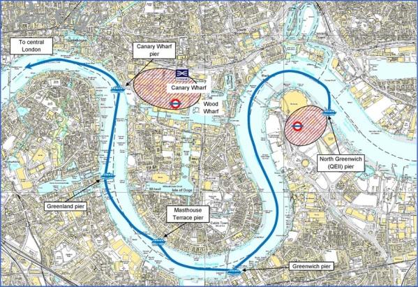map of north greenwich 13 Map Of North Greenwich