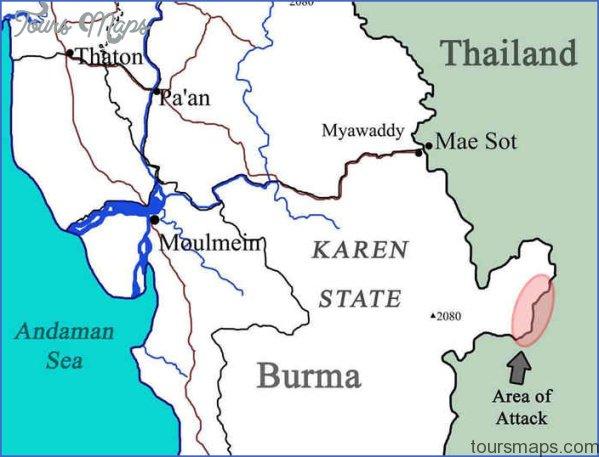 maps of burma 3 Maps Of Burma