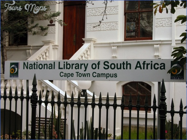 national library of south africa queen victoria street cape town 5 NATIONAL LIBRARY OF SOUTH AFRICA Queen Victoria Street Cape Town
