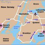 new york map airports  8 150x150 New York Map Airports