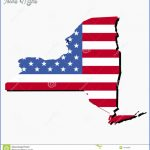 new york map and flag  0 150x150 New York Map And Flag