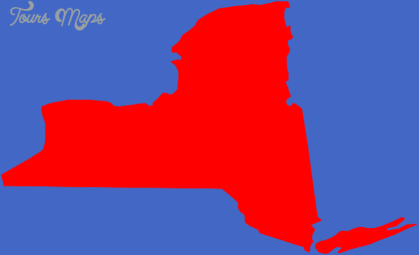 New York Map And Flag _5.jpg