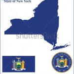 new york map and flag  6 150x150 New York Map And Flag