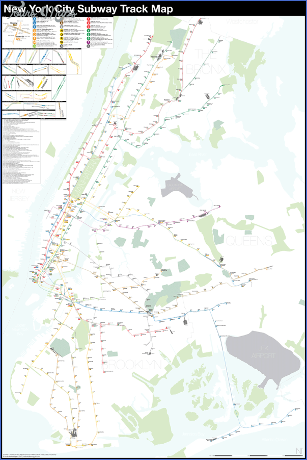 new york map geographical  14 New York Map Geographical