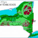 new york map geographical  2 150x150 New York Map Geographical