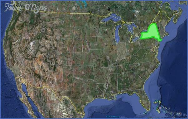 Google New York Map.New York Map Google Earth Toursmaps Com