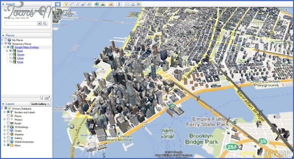 Ny State Map Google.New York Map Google Earth Toursmaps Com