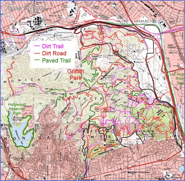 palos verdes hiking trails map 6 Palos Verdes Hiking Trails Map