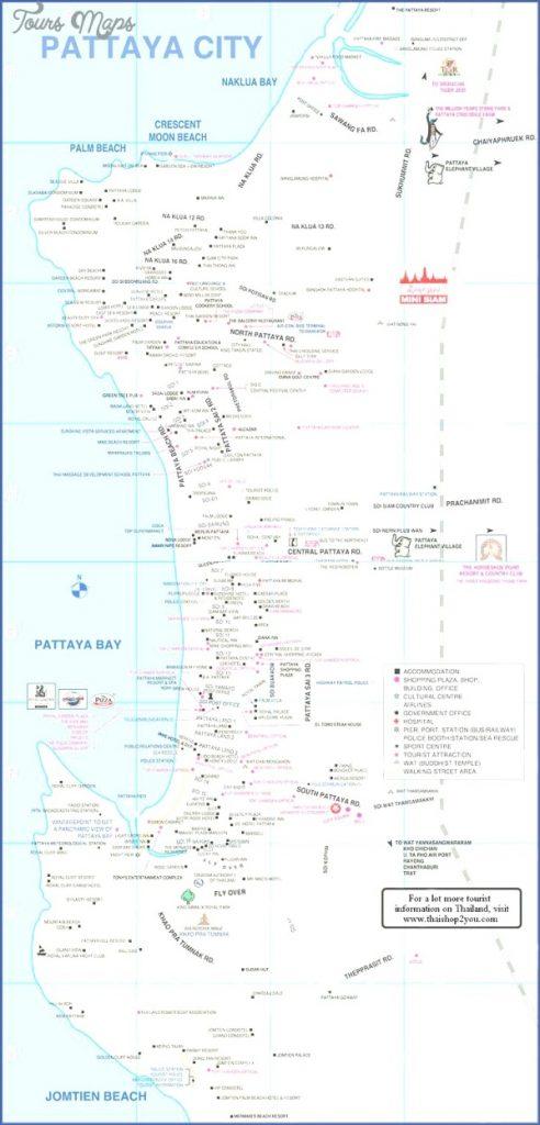 Pattaya Thailand Map Tourist Attractions_10.jpg