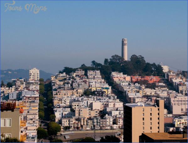 san francisco coit tower 6 San Francisco Coit Tower