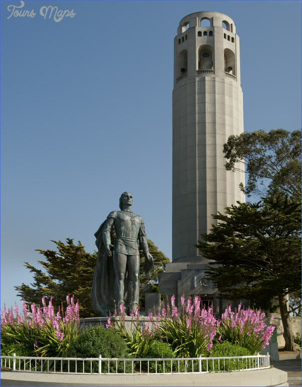 san francisco coit tower 8 San Francisco Coit Tower