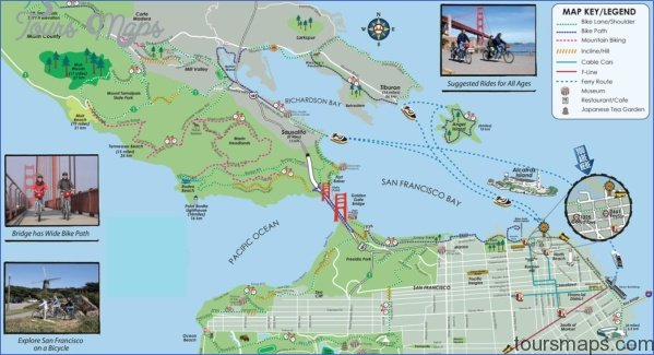 san francisco golden gate map 0 San Francisco Golden Gate Map