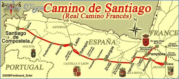 santiago de compostela map of cities  16 Santiago de Compostela Map Of Cities