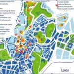 santiago de compostela map of cities  2 150x150 Santiago de Compostela Map Of Cities