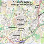 santiago de compostela map road  15 150x150 Santiago de Compostela Map Road