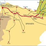 santiago de compostela map road  2 150x150 Santiago de Compostela Map Road