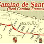 santiago de compostela map road  3 150x150 Santiago de Compostela Map Road