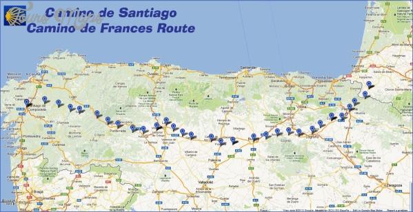 santiago de compostela map with counties  6 Santiago de Compostela Map With Counties