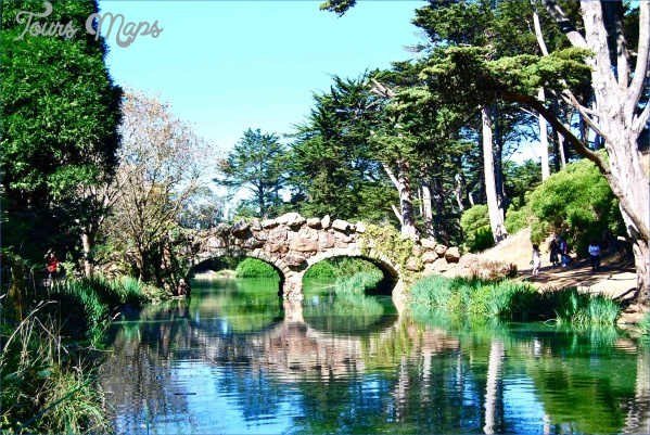 stow lake map san francisco 1 Stow Lake MAP SAN FRANCISCO