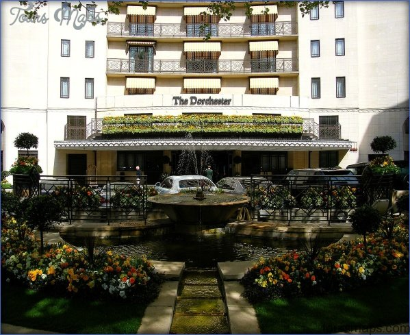 the dorchester london 2 The Dorchester London