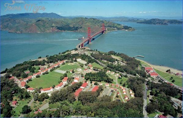 the presidio map san francisco 10 THE PRESIDIO MAP SAN FRANCISCO