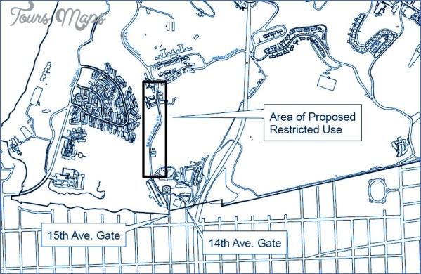 the presidio map san francisco 14 THE PRESIDIO MAP SAN FRANCISCO