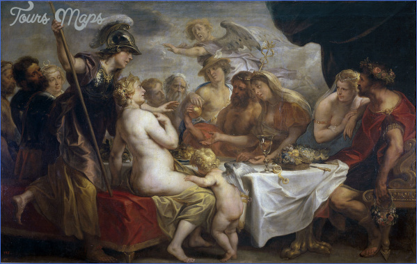 the wedding of peleus thetis 13 The Wedding of Peleus & Thetis