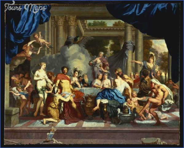 the wedding of peleus thetis 6 The Wedding of Peleus & Thetis