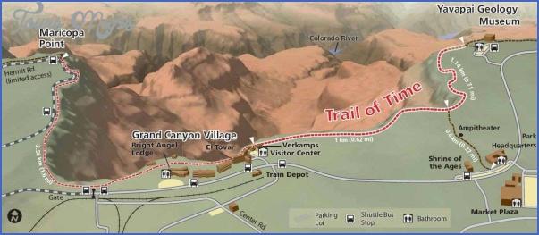 Trail of Time | Grand Canyon South Rim