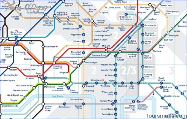 tube map greenwich 2 Tube Map Greenwich