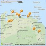 venezuela map tourist attractions 1 150x150 Venezuela Map Tourist Attractions