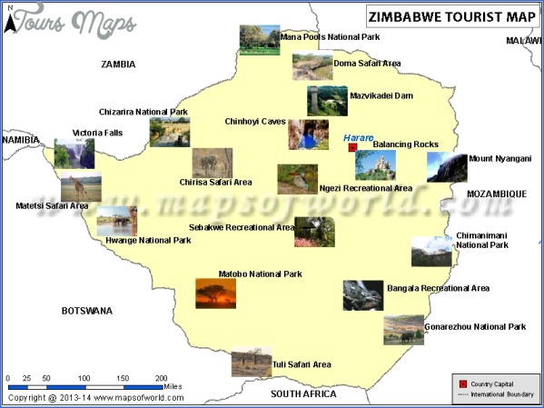 venezuela map tourist attractions 6 Venezuela Map Tourist Attractions